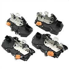 New For Chevrolet Cadillac GMC Front Rear Right Left Door Lock Actuator Full Kit