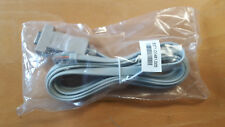 FOXCONN E124936 LL110948 AWM 20251 Serial to Ethernet Converter Kabel Cable OVP