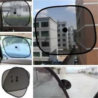 Car Side Rear Window Sun Visor Shade Mesh Cover Shield Sunshade UV Protector FM