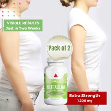 Caralluma Fimbriata Natural Weight Loss Metabolism Booster Fat Burner (2-Pack)