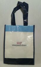 Vineyard Vines Reusable Plastic Recycle Shopping Bag/Tote 10