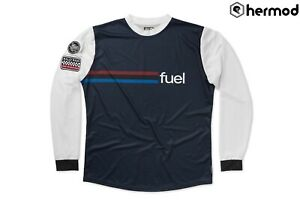 Fuel Motorcycles Rally Raid Enduro Jersey - Blue