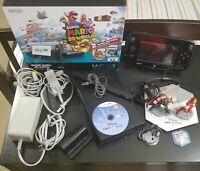 Nintendo Wii U Super Mario 3D Delux  32 GB good condition with accessories