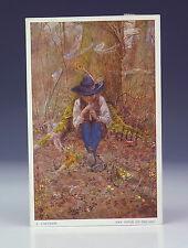 Original The Piper Of Dreams - Fairy Fairies Themed - E Canziani Postcard