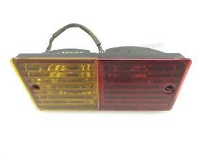 TOYOTA COLORADO MK2 LEFT NEAR SIDE REAR TAIL LIGHT IN BUMPER 1996 - 2002