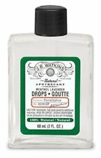 J.R. Watkins Menthol Lavender Drops Breathe Easier 100% Natural 2 oz Ship Free