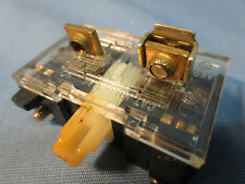 SIEMENS / FURNAS 52BAK Ser. E - PUSH BUTTON CONTACT BLOCK - USED