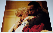 BILLY BOB THORNTON In-Person Signed 11x14 Bad Santa 2 Photo Tony Cox on Back COA