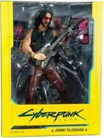 """McFarlane Toys Cyberpunk Johnny Silverhand 12"""" Action Figure GAME GIFT IDEA NEW"""