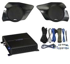 SSV Works 2 Speaker Complete Kit Polaris RZR 900/1000/1000 4 RZR1K-2 63-3808