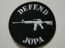 "U.S. NAVY HSM-37 EASYRIDERS PATCH ""DEFEND JOPA"":GA18-1"