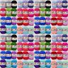 Pelote de coton fil à tricoter laine tricot crochet naturel 18 couleurs 50g Neuf
