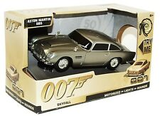 Aston Martin DB5 Toy Car with Motorised Light & Sound James Bond 007 Skyfall