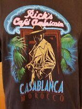 Vtg 90s Casablanca Morocco t shirt Xl tourist souvenir