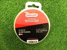 "Oregon Gator Speedload Trimmer Line, diameter .118"", 24-518-03, 3 PK"