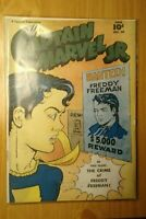 Captain Marvel Jr. #50 1947 June SHAZAM GREAT SHAPE COVERLESS BILLY BATSON