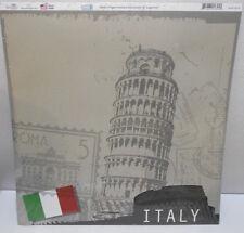 Sugar Tree - Italy Scrapbooking Paper Pack Of 25