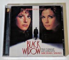 80s BLACK WIDOW thriller MICHAEL SMALL score SOUNDTRACK LTD ED CD Debra Winger