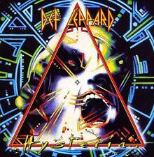 Def Leppard Hysteria Vinyl LP Cover 80's Hair Metal Sticker or Magnet