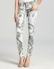 CITIZENS OF HUMANITY Designer Jeans. W27 L30, Avedon, Skinny, Chinoiserie Print.