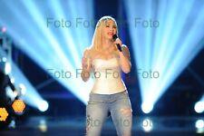 Beatrice Egli TV Schlager Musik Foto 20 x 30 cm ohne Autogramm (Be-10