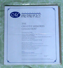 Creative Memories 12 X 12 Scrapbook Page Protectors (Open Package)