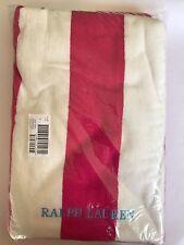 BNWT Auténtico Ralph Lauren Playa/Toalla De Baño Grande Rrp £ 60