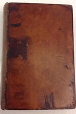 SCARCE! The Constables Guide The State Of Tennessee W. C. Kain 1859 Leather HC