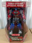Transformers ROBO-VISION OPTIMUS PRIME - NEW MISB - 2007 Movie -Target Exclusive