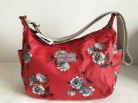 Cath Kidston Everyday Shoulder/ Crossbody Bag Island Bunch Cherry/Red BNWT