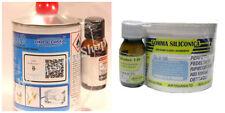 SUPER OFFERTA PROCHIMA resina CRISTALLO  A+B GR 500 e gomma GLS-50 A+B 500 gr
