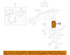 GM OEM Front Suspension-Spring 15058961