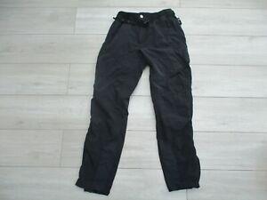 Endura Mens Hummvee Trousers Cycling Bike M with Pockets Black MTB