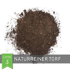 (0,70€/l) 5 Liter Torf - Sphagnum Moos, keine Zusätze, fleischfressende Pflanzen