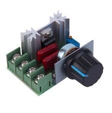 SCR Adjustable Voltage Regulator Dimmer,Speed & Temperature Control (220V/2000W)