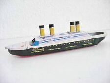 Blechspielzeug - Kerzenboot, Pop Pop Boat, Dampfboot TITANIC  5365049