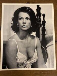 Vintage Press Promo Photo Natalie Wood