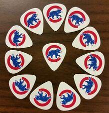 Chicago Cubs Guitar Picks (quantity 72)