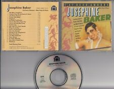 JOSEPHINE BAKER J'Ai Deux Amours [ Mon Pays Et Paris] 1991 CD MOVIEPLAY PORTUGAL