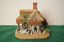 """Lilliput Lane Collectible Cottages """"Bargate Cottage Tea Room"""" Mib with deed."""
