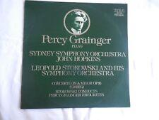 GRIEG: PIANO CONCERTO - Percy Grainger - Piano