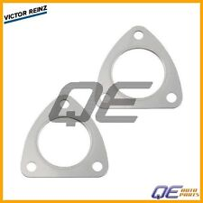 Fits: Porsche 924 944 968 Set of 2 Exhaust Pipe to Manifold Gasket 22443022071