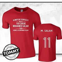 Liverpool Always Be... Mohamed Salah T-Shirt Liverpool Mo Salah, YNWA T-Shirt