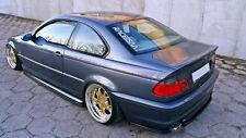 Minigonne approcci per BMW 3er e46 Skirts gonne approccio M Pacchetto CSL m3