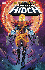 REVENGE OF THE COSMIC GHOST RIDER #1 - LOGAN LUBERA VARIANT COVER - MARVEL/2020