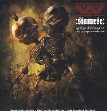 Wumpscut - Siamese (2010) LP Vinyl Neuware