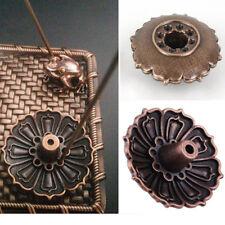 1x 9Holes Lotus Flower Shape Incense Burner Holder Censer Plate For Stick Cone
