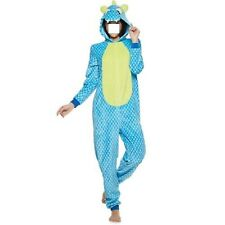 Juniors' Hooded Dinosaur One-Piece, L, Nwt, costume or lounge wear
