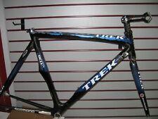 Trek Madone Frame and fork  Project One paint job black 58 cm Carbon Fiber