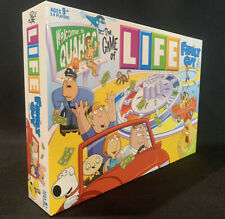 The Game of Life Family Guy Collector's Edition Board Game Complete Preowned